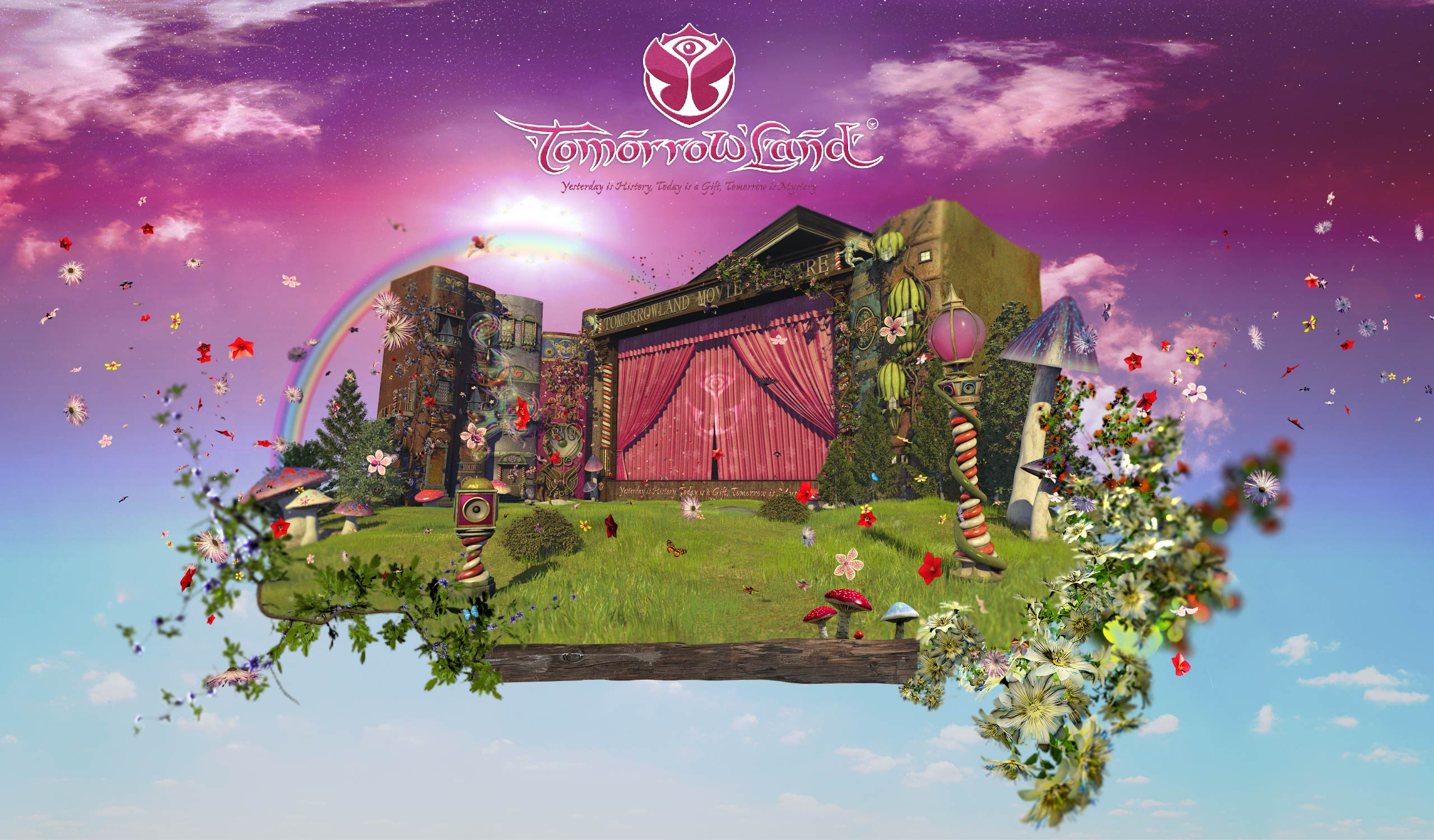 THE TOMORROWLAND 2012 OFFICIAL AFTER MOVIE IS COMING! VIEW THE COUNTDOWN HERE The 2011 Tomorrowland after-movie is a phenomenon. With almost 49 million views clocked up in just 12 months, […]