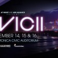 AT NIGHT & ASH ALLIANCE PRESENT AVICII – LE7ELS AVICII BRINGS HIS ACCLAIMED LE7ELS TOUR TO LOS ANGELES   FRIDAY, SATURDAY, & SUNDAY, SEPTEMBER 14th, 15th, & 16th Santa Monica […]